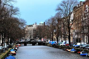When the rain came in at Amsterdam by Esperimenti