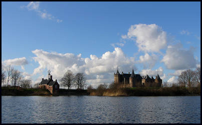 Controlling the River Vecht by Esperimenti