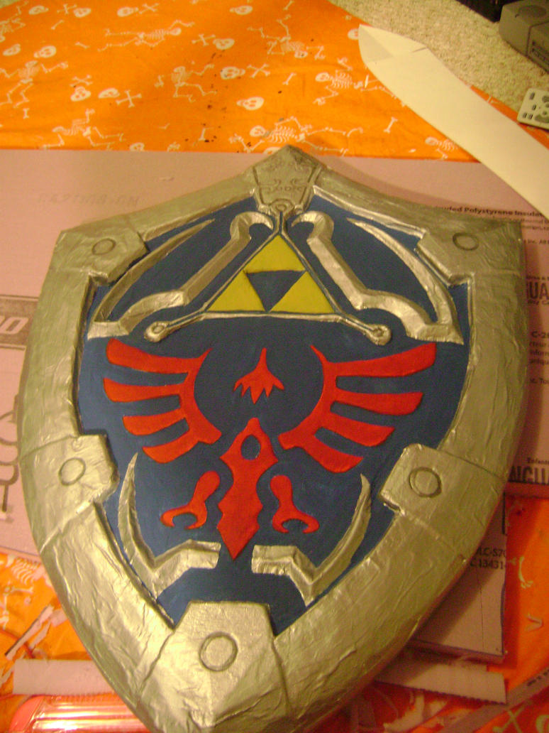 link shield by rainyrainbows