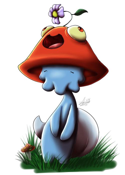 Fungiman2 by Ninjaco