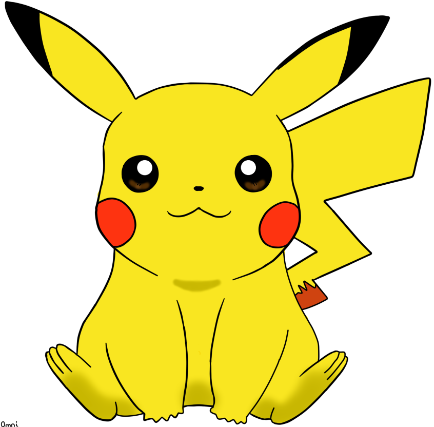 Pikachu Digital Art Pokemon 357236399