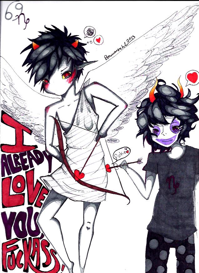 Valentine Contest entry by TravelersDaughter