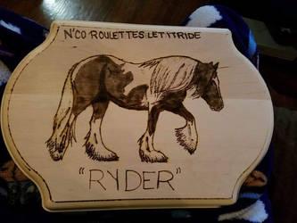 N'co Roulette's Let It Ride aka Ryder