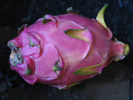 dragon fruit by RTyStock