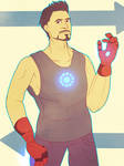 hey there iron man