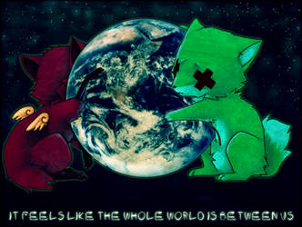 The Whole World by Fax-Grimmin