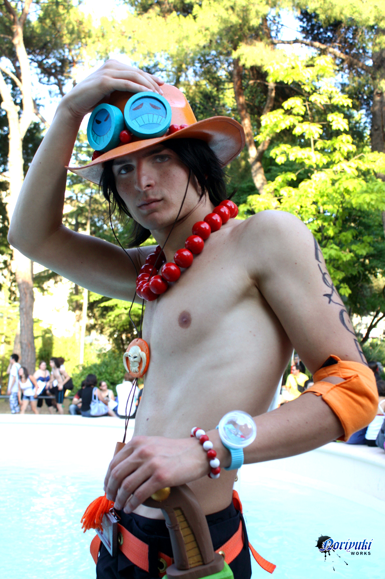 Ace cosplay One Piece HD by RedAceCosplay