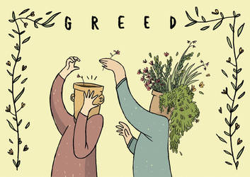 Greed by BellaPotchy