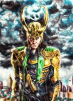 Loki from Avengers (2013)