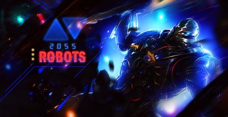 2055 Robots by ultiokiller