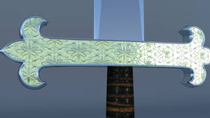 Zaroc's Sword - Detail