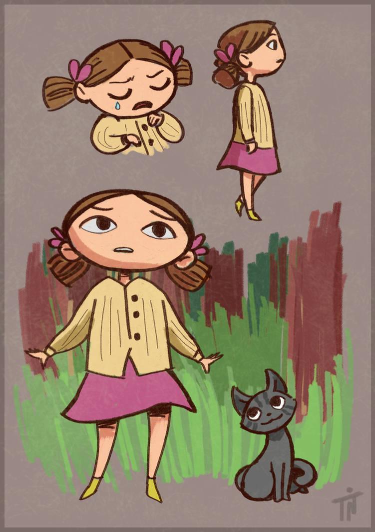 Character concept by teeyu