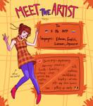 Meet the Artist by teeyu