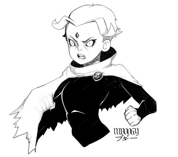 Raven by Mboogy