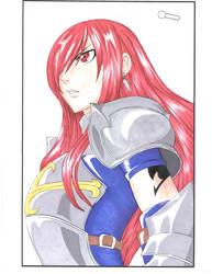 Erza Scarlet version 2