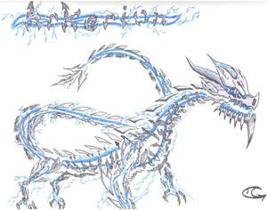 Arkerion Storm's guardian