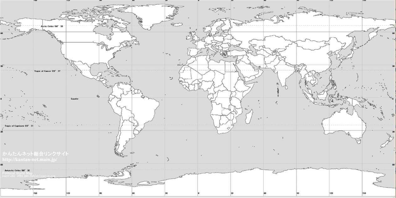 Blank map of the world by ntp12 on deviantart blank map of the world by ntp12 gumiabroncs Images