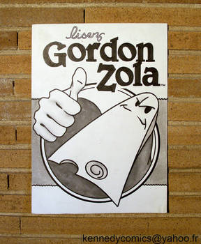 Read Gordon Zola Comics