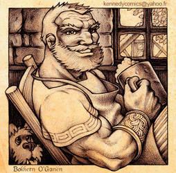 Bok Ironhand the Dwarf