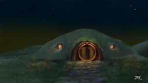 Hobbiton Iluminado