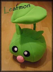 My sweet Leafmon by Yoseiko
