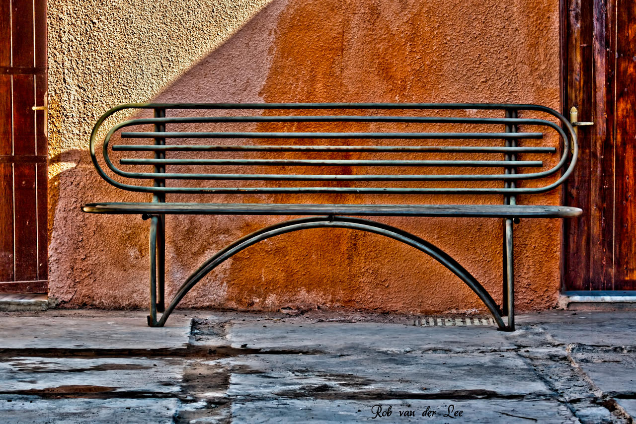 bench by forgottenson1