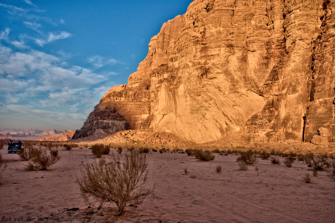 Wadi rum 027 by forgottenson1