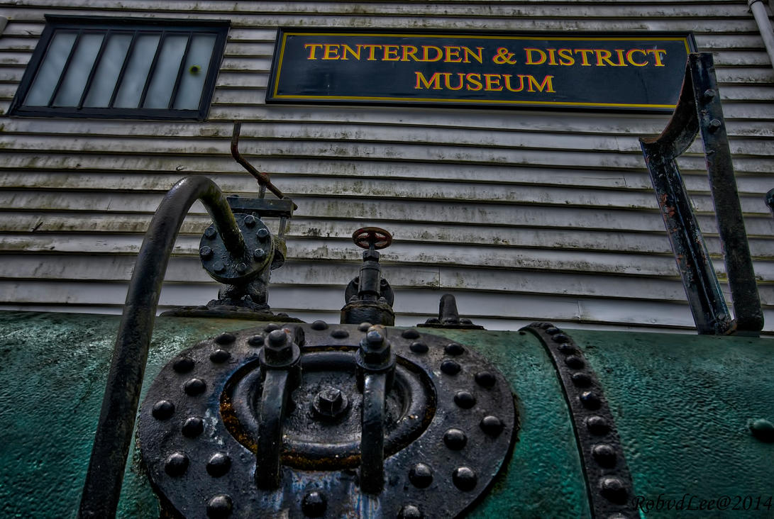 Tenterden museum by forgottenson1