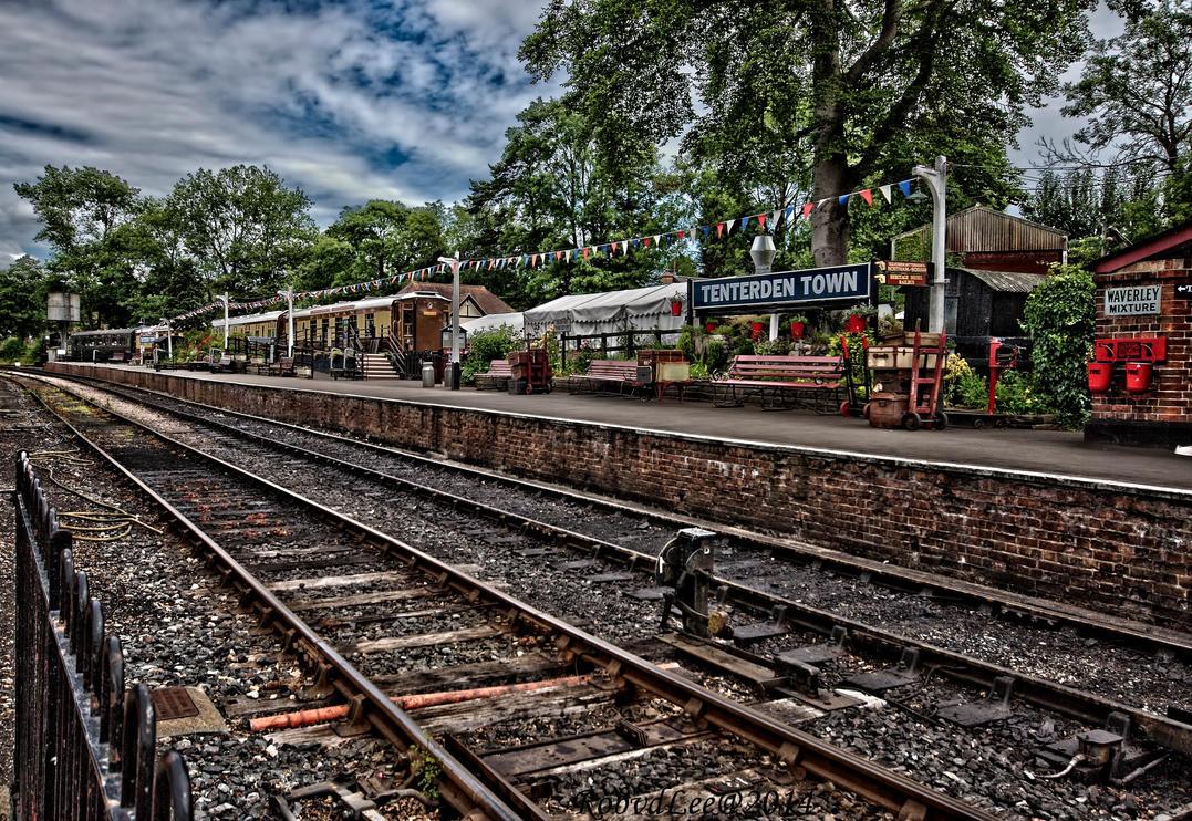 Tenterden station 2 by forgottenson1