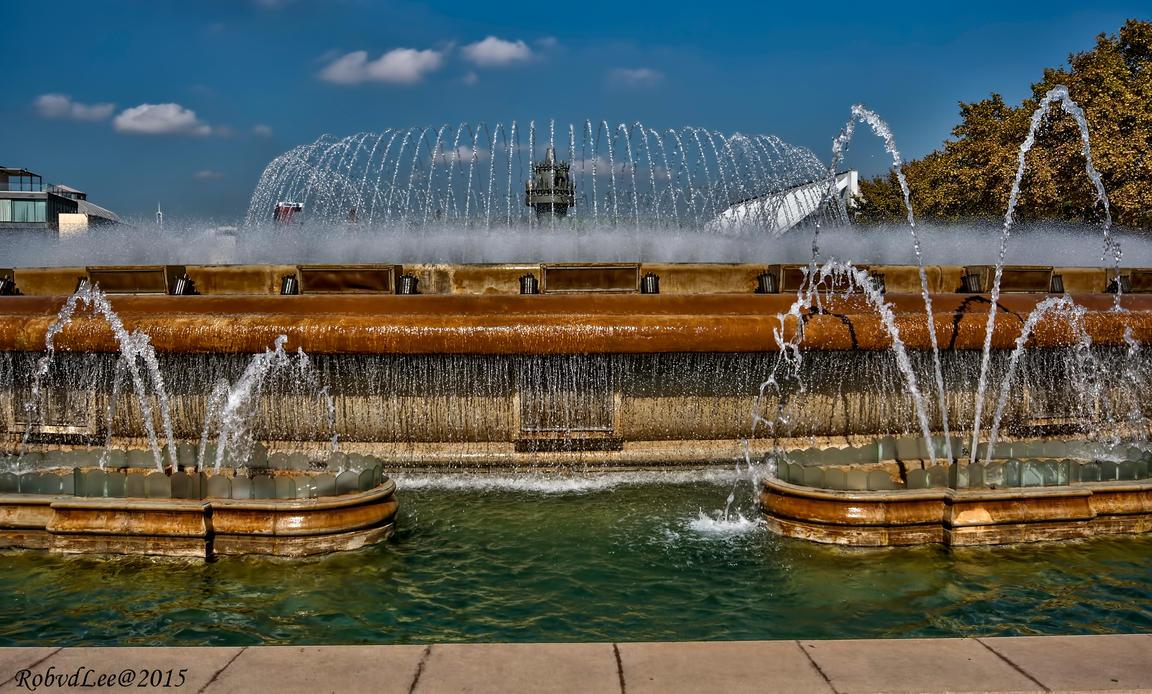 Magic fountain 4 by forgottenson1
