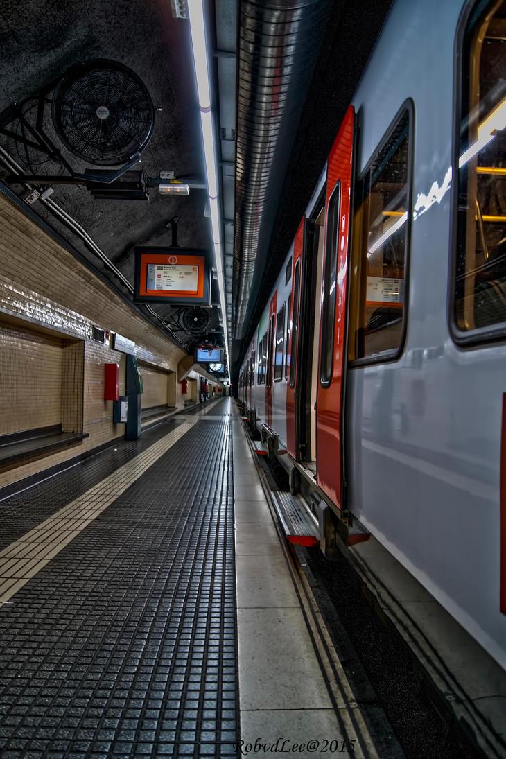Platform by forgottenson1