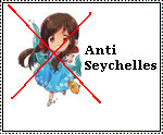 Anti-Seychelles Stamp by rosariovampirecool