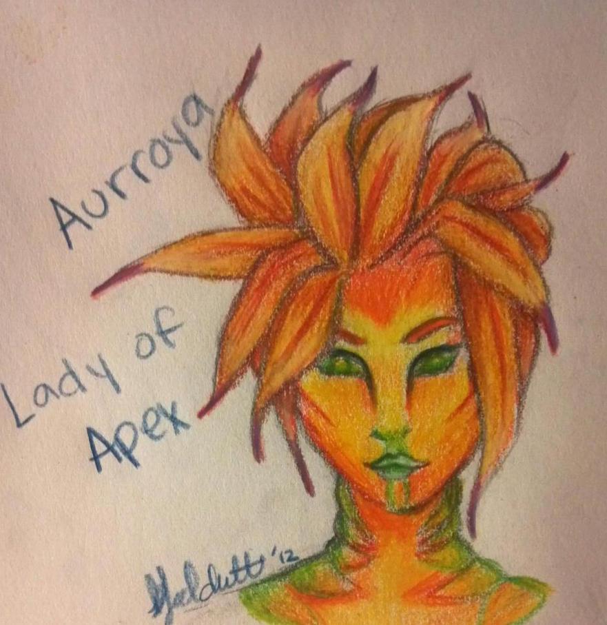 Lady of Apex by randombrooke