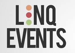 Linq Events by CubedMEDIA