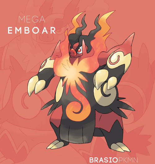 emboar mega evolution card - photo #24