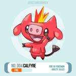004 Calfyre