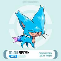 007 Bublynx by BrasioPkmn