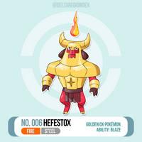 006 Hefestox by BrasioPkmn