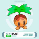 016 Balnut