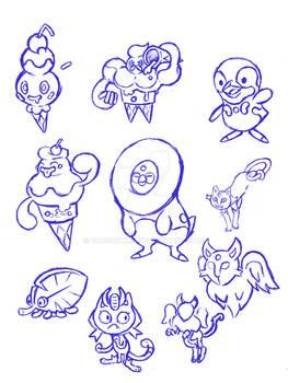 fakemon group 8