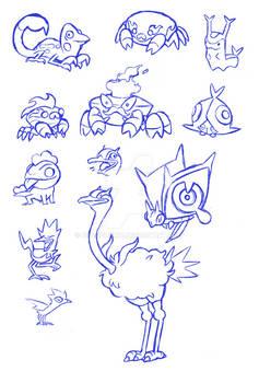 fakemon group 9