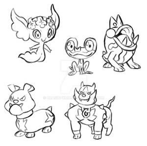 fakemon group 11