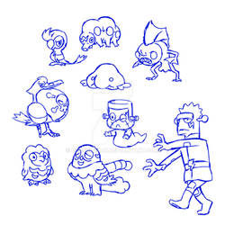 fakemon group 14