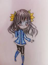 Happy Birthday to SunnyTheSunflower :3 by Katyusha2k5
