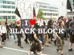 i love my black block.