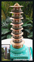 Chinese Pagoda by hac