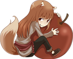 Apple Holo - Spice and Wolf
