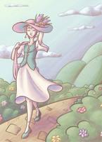 Steven Universe - Casual Pearl by RasTear