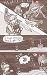 minish cap - kinstone comic