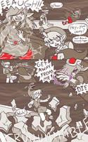 minish cap - kinstone comic 6 by RasTear